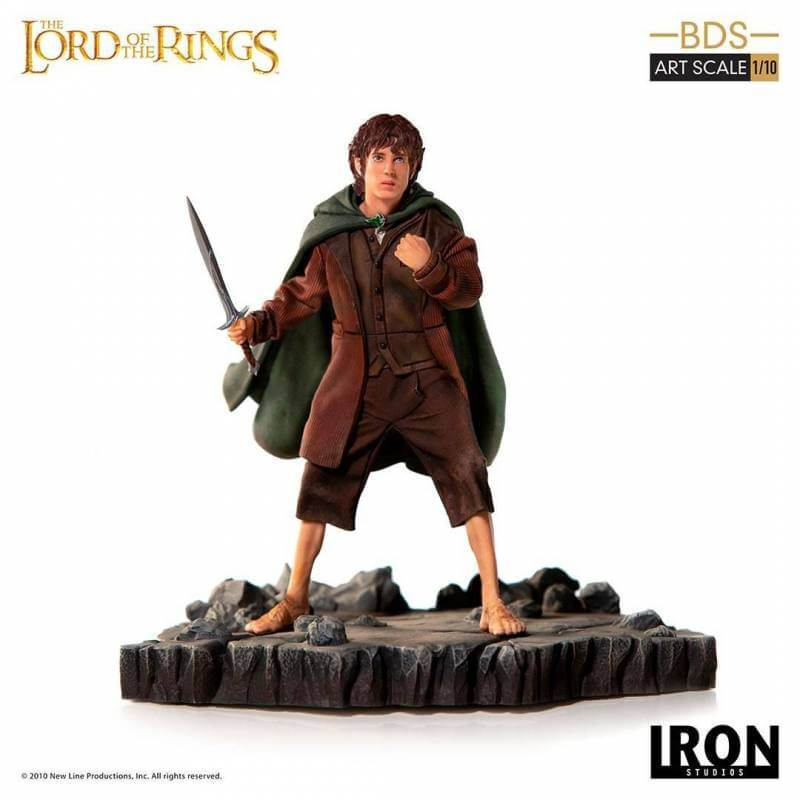 Frodo BDS Art Scale Iron Studios 1/10 figure (The Lord of the Rings)