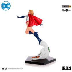 Power Girl by Ivan Reis Art Scale Iron Studios Statue 1/10 (DC Comics)