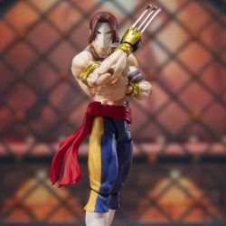 Vega S.H.Figuarts action figure (Street Fighter)