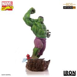 Hulk BDS Art Scale Iron Studios 1/10 figure (Marvel Comics)