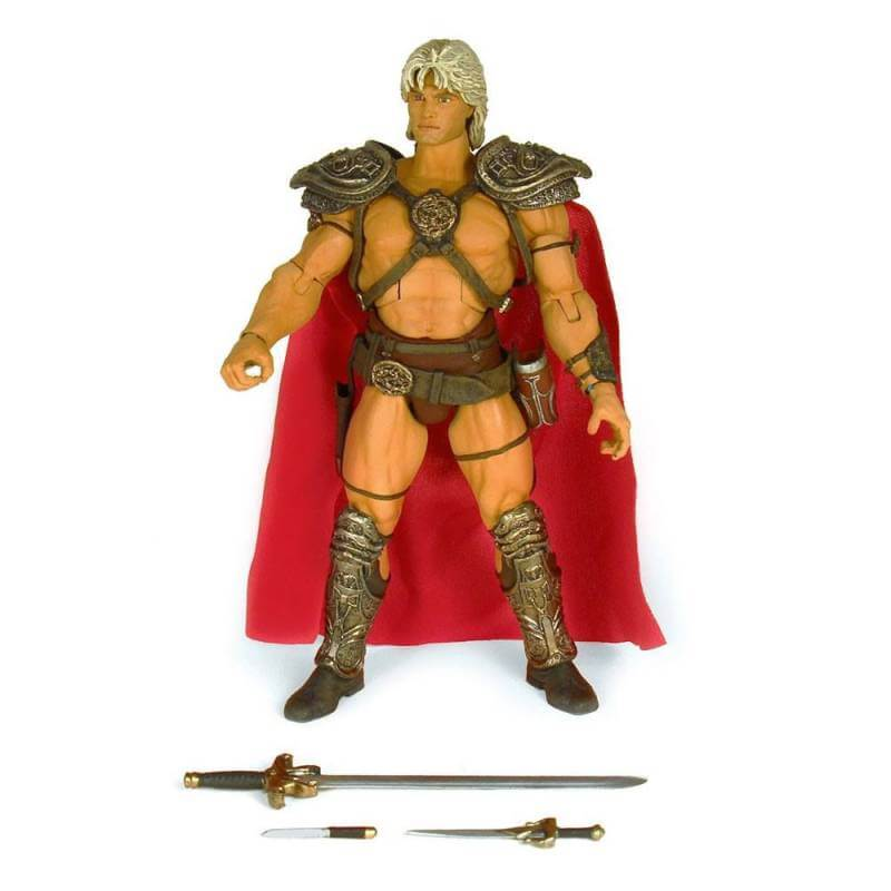 He-Man MOTU William Stout Collection Collector's Choice Super7 18 cm action figure (Master of the Universe)