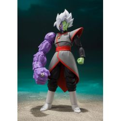 Zamasu Potara (Fusionné) S.H.Figuarts figurine articulée Bandai 14 cm (Dragon Ball Super)