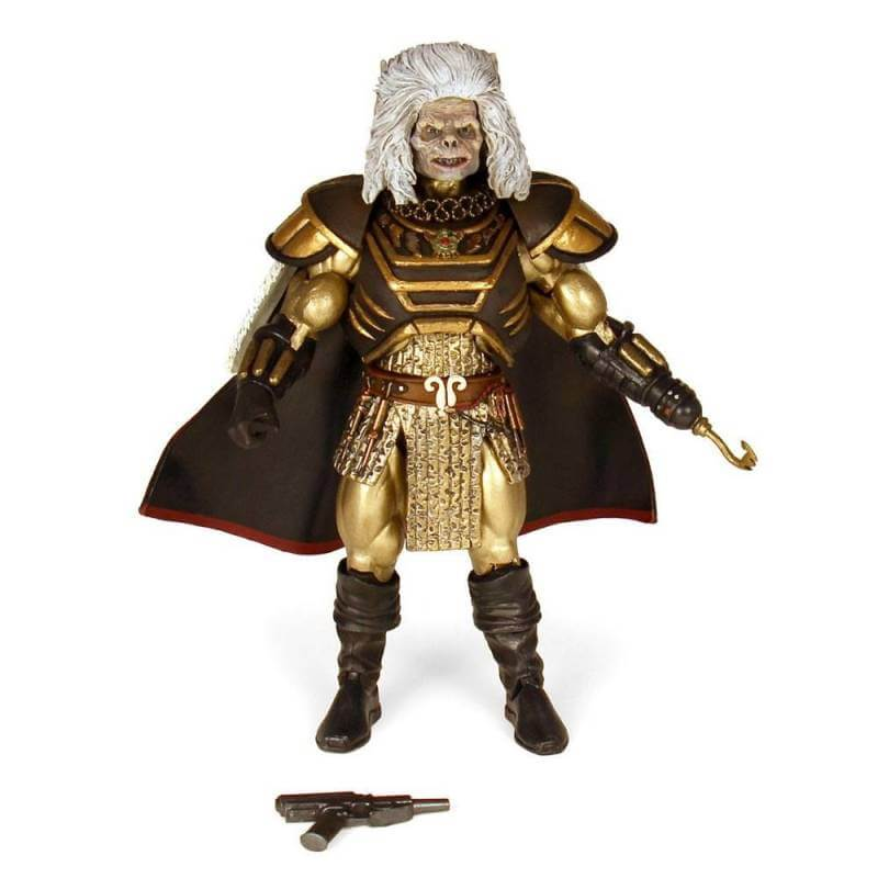 Karg MOTU William Stout Collection Collector's Choice Super7 18 cm action figure (Master of the Universe)