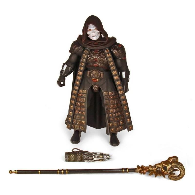 Skeletor MOTU William Stout Collection Collector's Choice Super7 figurine 18 cm (Les Maîtres de l'Univers)