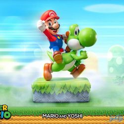 Mario and Yoshi First 4 Figures F4F 48 cm statue (Super Mario)