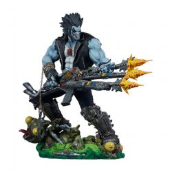 Lobo Maquette Sideshow Collectibles figurine 51 cm (DC Comics)