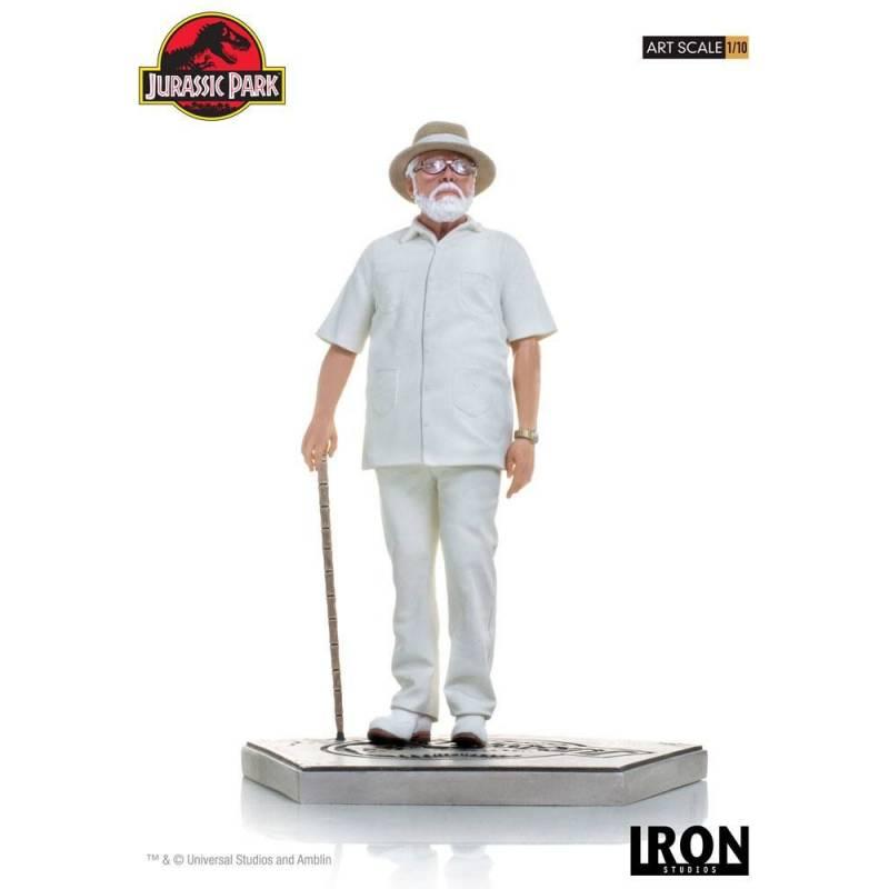 John Hammond Art Scale Iron Studios 1/10 figure (Jurassic Park)