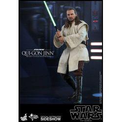 Qui-Gon Jinn Hot Toys MMS525 1/6 Action Figure (Star Wars I : The Phantom Menace)