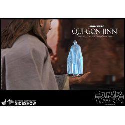 Qui-Gon Jinn Hot Toys MMS525 figurine 1/6 (Star Wars I : La Menace fantôme)
