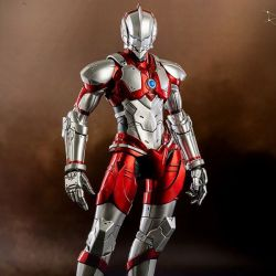 Ultraman Suit Anime Version ThreeZero figurine articulée 1/6 (Ultraman)