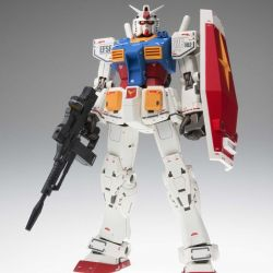 Gundam RX-78-2 40th anniversary fix figuration metal composite bandai 18 cm action figure (Gundam)