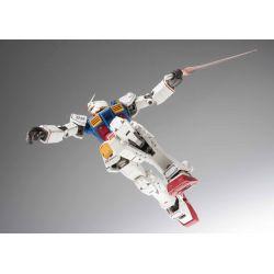 Gundam RX-78-2 40th anniversary fix figuration metal composite bandai figurine articulée 18 cm (Gundam)