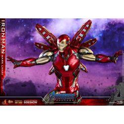 Iron Man Mark LXXXV Hot Toys MMS528D30 figurine articulée 1/6 (Avengers : Endgame)