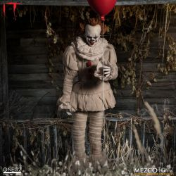 Pennywise Mezco One:12 1/12 action figure (It)