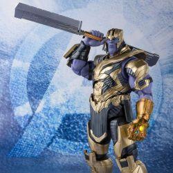 Thanos S.H.Figuarts Bandai 19 cm action figure (Avengers : Endgame)