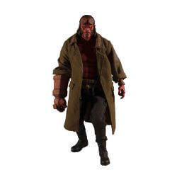 Hellboy Mezco One:12 1/12 action figure (Hellboy)