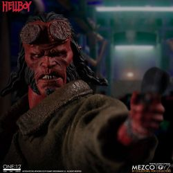 Hellboy Mezco One:12 1/12 figurine (Hellboy)