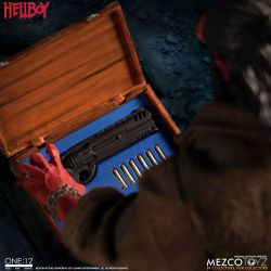Hellboy Mezco One:12 1/12 action figure (Hellboy)