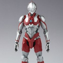 Ultraman (The Animation) S.H.Figuarts figurine Bandai articulée 16 cm (Ultraman)