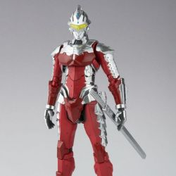 Ultraman Ver7 (The Animation) S.H.Figuarts Bandai 16 cm action figure (Ultraman)