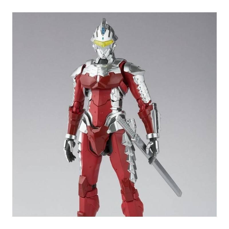 Ultraman Ver7 (The Animation) S.H.Figuarts figurine Bandai articulée 16 cm (Ultraman)
