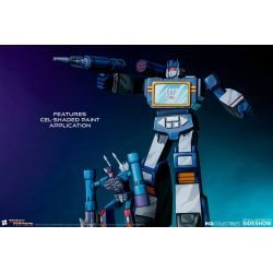 Soundwave Classic Scale Pop Culture Shock statue 24 cm (Transformers)