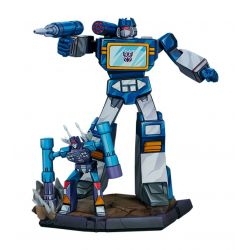 Soundwave Classic Scale Pop Culture Shock statue 24 cm (Transformers)