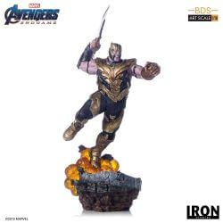Thanos BDS Art Scale Iron Studios 1/10 (Avengers Endgame)