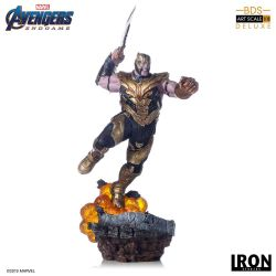 Thanos Deluxe Version BDS Art Scale Iron Studios Statue 1/10 (Avengers : Endgame)