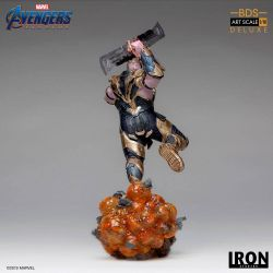 Thanos Deluxe Version BDS Art Scale Iron Studios 1/10 figure (Avengers : Endgame)