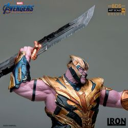 Thanos Deluxe Version BDS Art Scale Iron Studios Statue 1/10 (Avengers : Endgame)