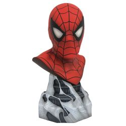 Spider-Man Legends in 3D Diamond Select Toys 1/2 bust (Marvel Comics)