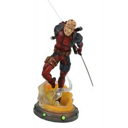 Unmasked Deadpool Marvel Gallery Diamond Select Toys figurine 23 cm (Marvel Comics)
