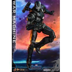 War Machine Hot Toys MMS530D31 figurine articulée 1/6 (Avengers : Endgame)