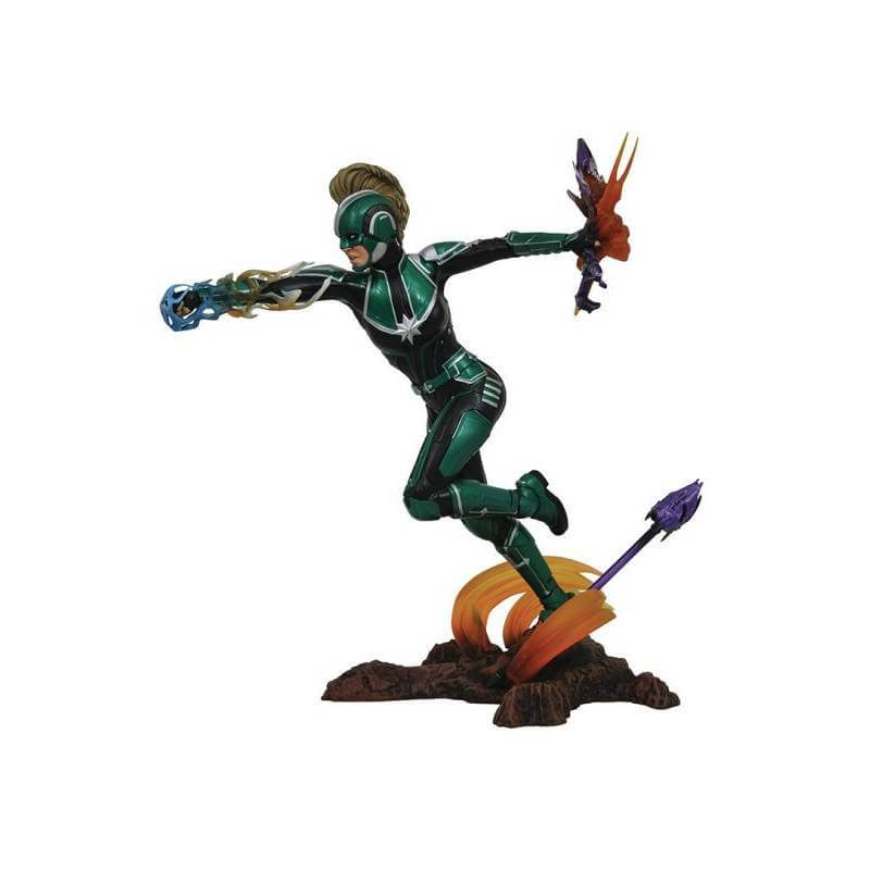 Captain Marvel Starforce Marvel Gallery Diamond Select Toys 23 cm figure (Marvel Comics)