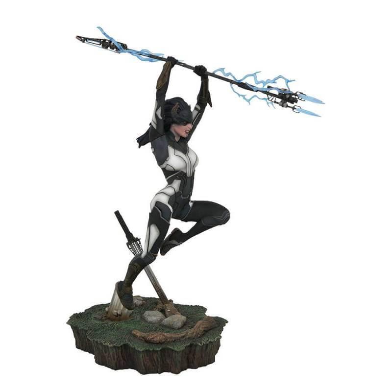 Proxima Midnight Marvel Gallery Diamond Select Toys figurine 27 cm (Avengers 3)