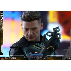 Hawkeye Hot Toys MMS531 1/6 action figure (Avengers : Endgame)