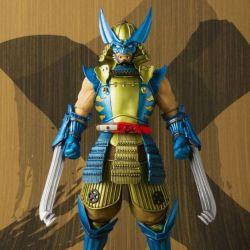 Wolverine Muhomono Meisho Manga realization Bandai 18 cm action figure