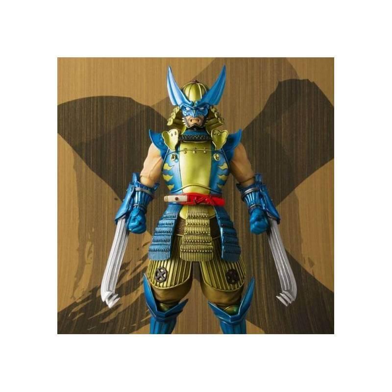 Wolverine Muhomono Meisho Manga realization Bandai figurine articulée 18 cm