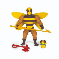Buzz Off MOTU Vintage Collection Wave 4 Super7 figurine (Les Maîtres de l'Univers)
