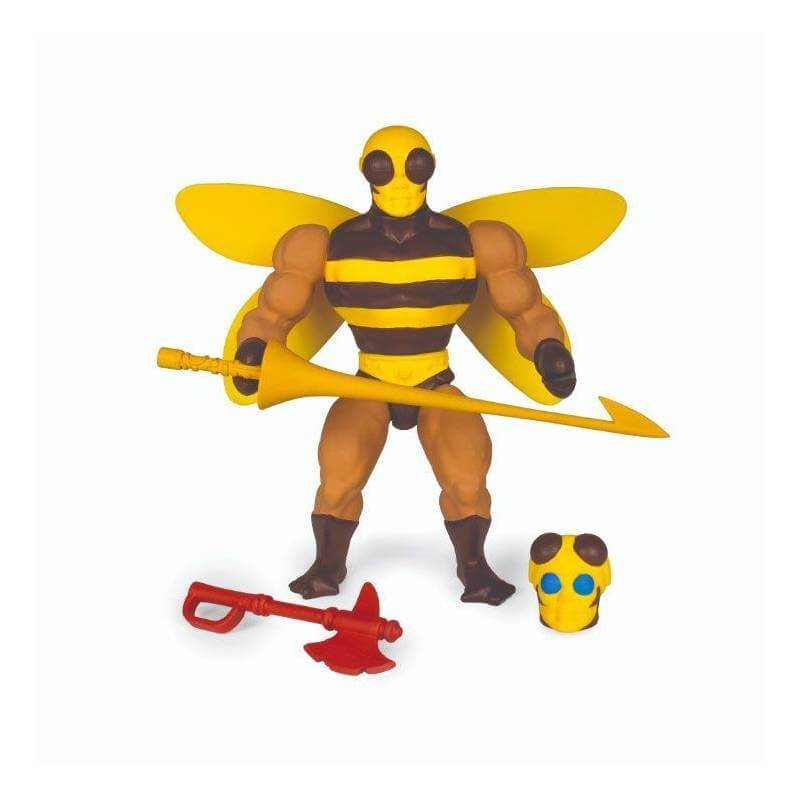 Buzz Off MOTU Vintage Collection Wave 4 Super7 action figure (Master of the Universe)