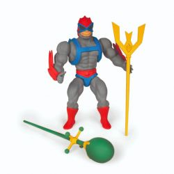 Stratos MOTU Vintage Collection Wave 4 Super7 figurine (Les Maîtres de l'Univers)