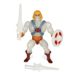 Glow-in-the-Dark He-Man MOTU Vintage Collection Wave 4 Super7 action figure (Master of the Universe)