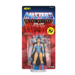 Evil-Lyn MOTU Vintage Collection Wave 4 Super7 figurine (Les Maîtres de l'Univers)