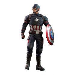 Captain America Hot Toys MMS536 1/6 action figure (Avengers : Endgame)