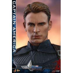 Captain America Hot Toys MMS536 figurine 1/6 (Avengers : Endgame)