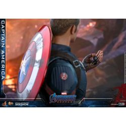 Captain America Hot Toys MMS536 1/6 action figure (Avengers : Endgame)