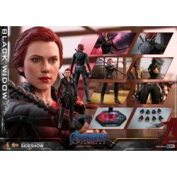 Black Widow Hot Toys MMS533 (Avengers : Endgame)