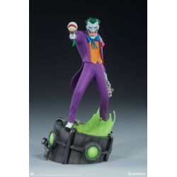 The Joker Animated Series Collection Sideshow Collectibles 43 cm statue (DC Comics)