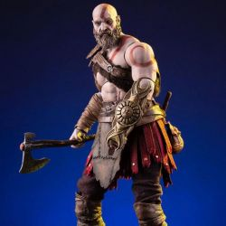 Kratos Mondo figurine articulée 1/6 (God of War 2018)